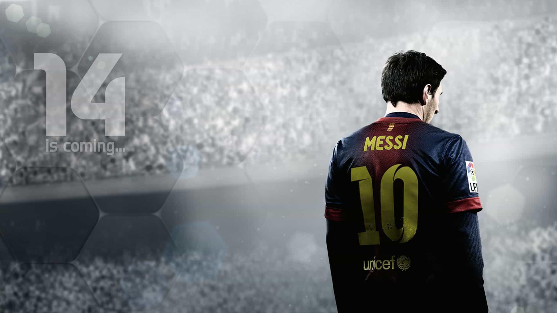 Fifa 14 Game HD Wallpaper