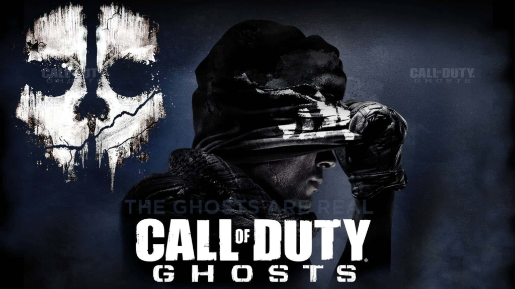 Call of Duty Ghosts advert - Ultimate Gaming Paradise