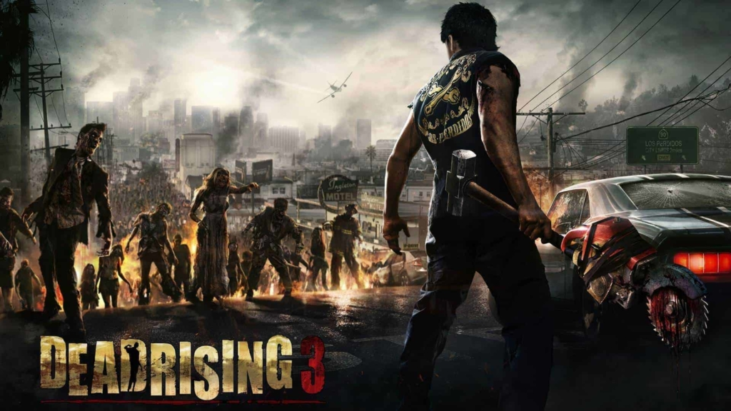 Dead Rising 3 Game - Ultimate Gaming Paradise