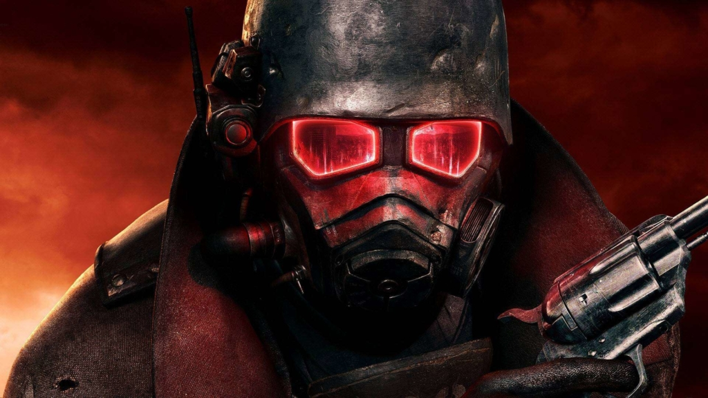 Fallout New Vega Gas Mask - Ultimate Gaming Paradise