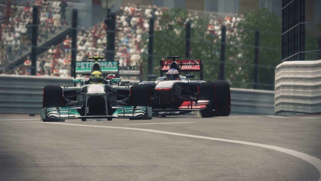 Hamilton and Button