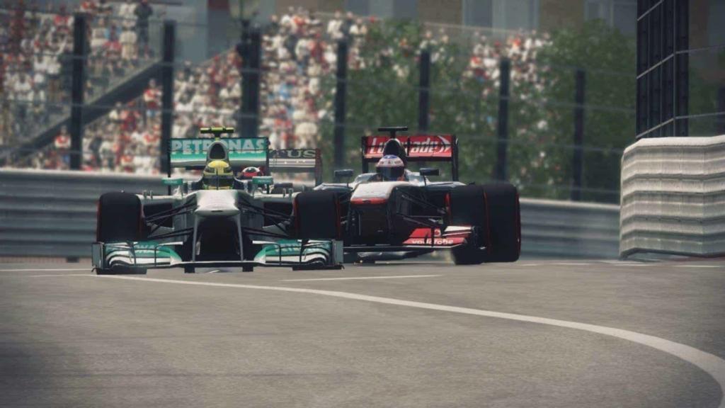 Hamilton and Button