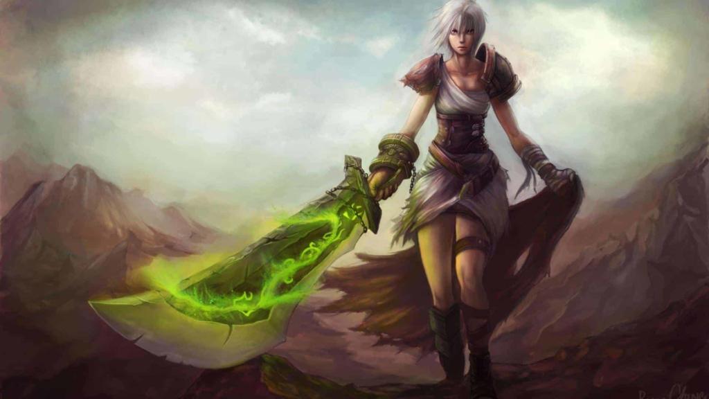 League of Legends Sword