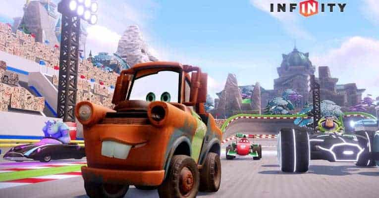 Disney Infinity Cars