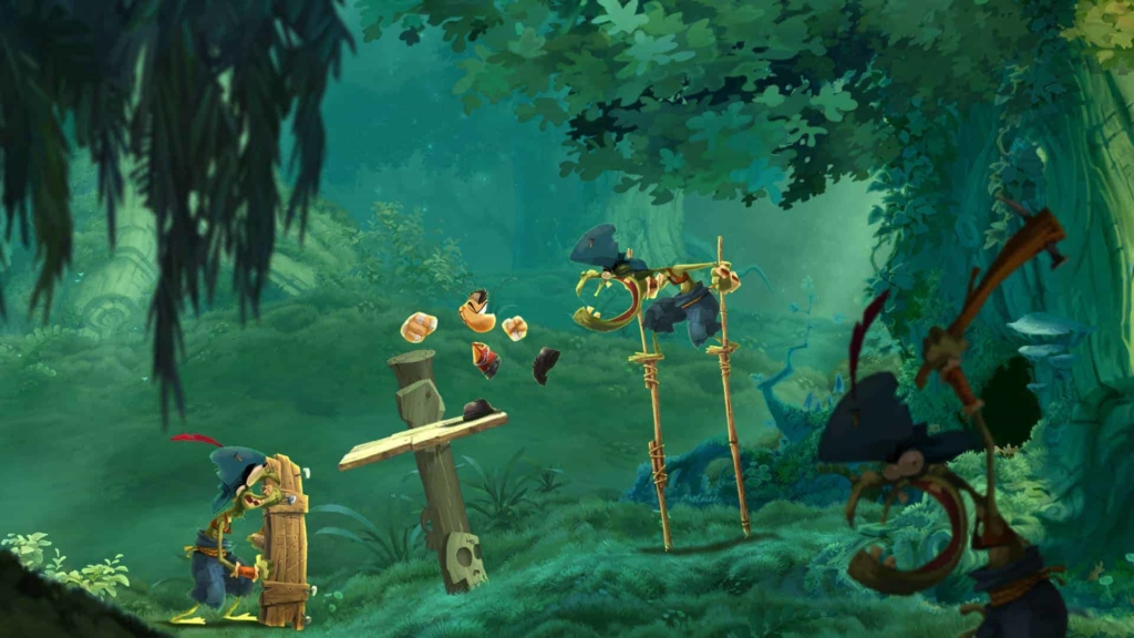 Rayman Legends Xbox One Rayman Vaas - Ultimate Gaming Paradise