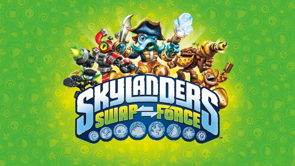 Skylanders Swap Force Art- - Ultimate Gaming Paradise