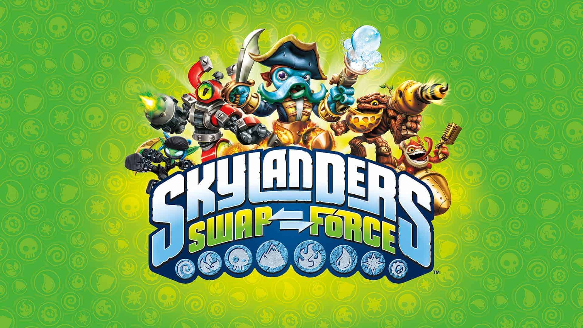 Skylanders Swap Force Art- - Ultimate Gaming Paradise