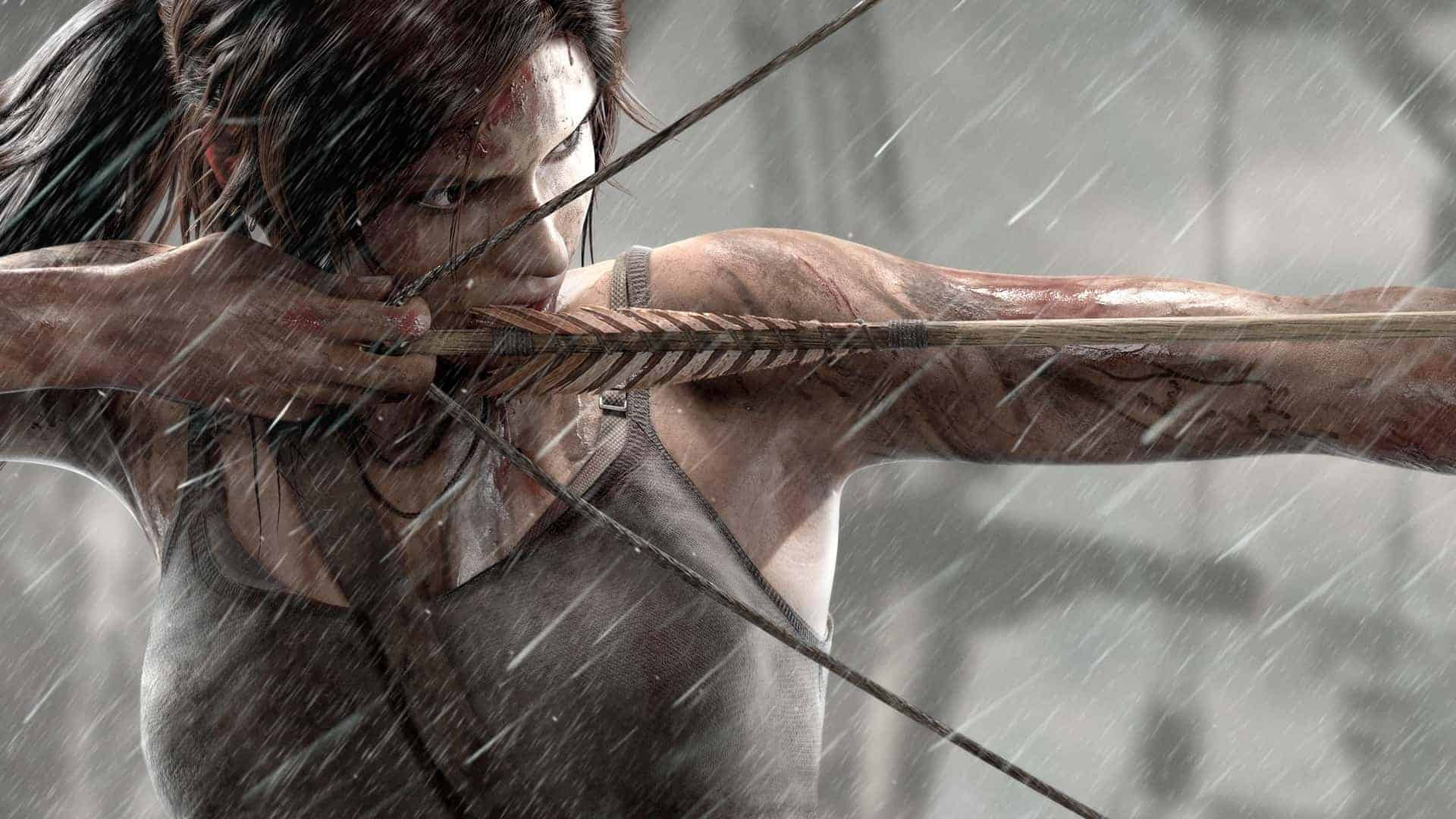 Lara Croft Tomb Raider Definitive Edition