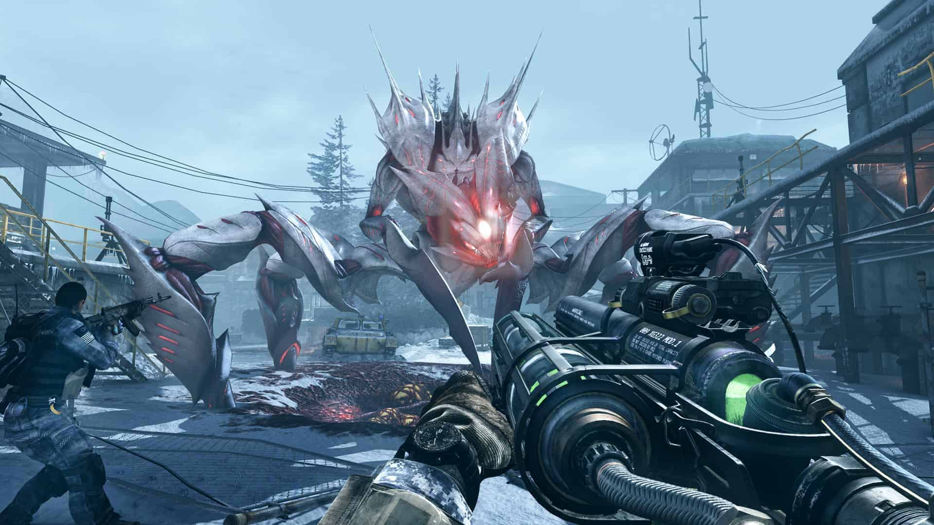 Call of Duty Ghosts Onslaught Extinction