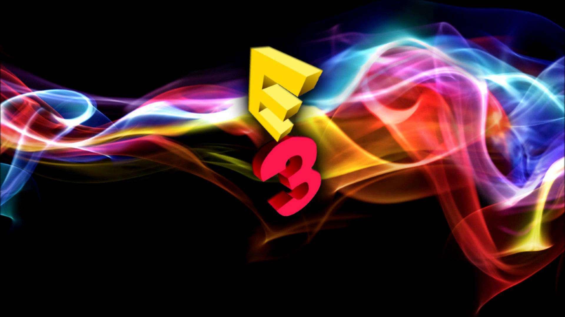 E3 Expo Logo Artwork
