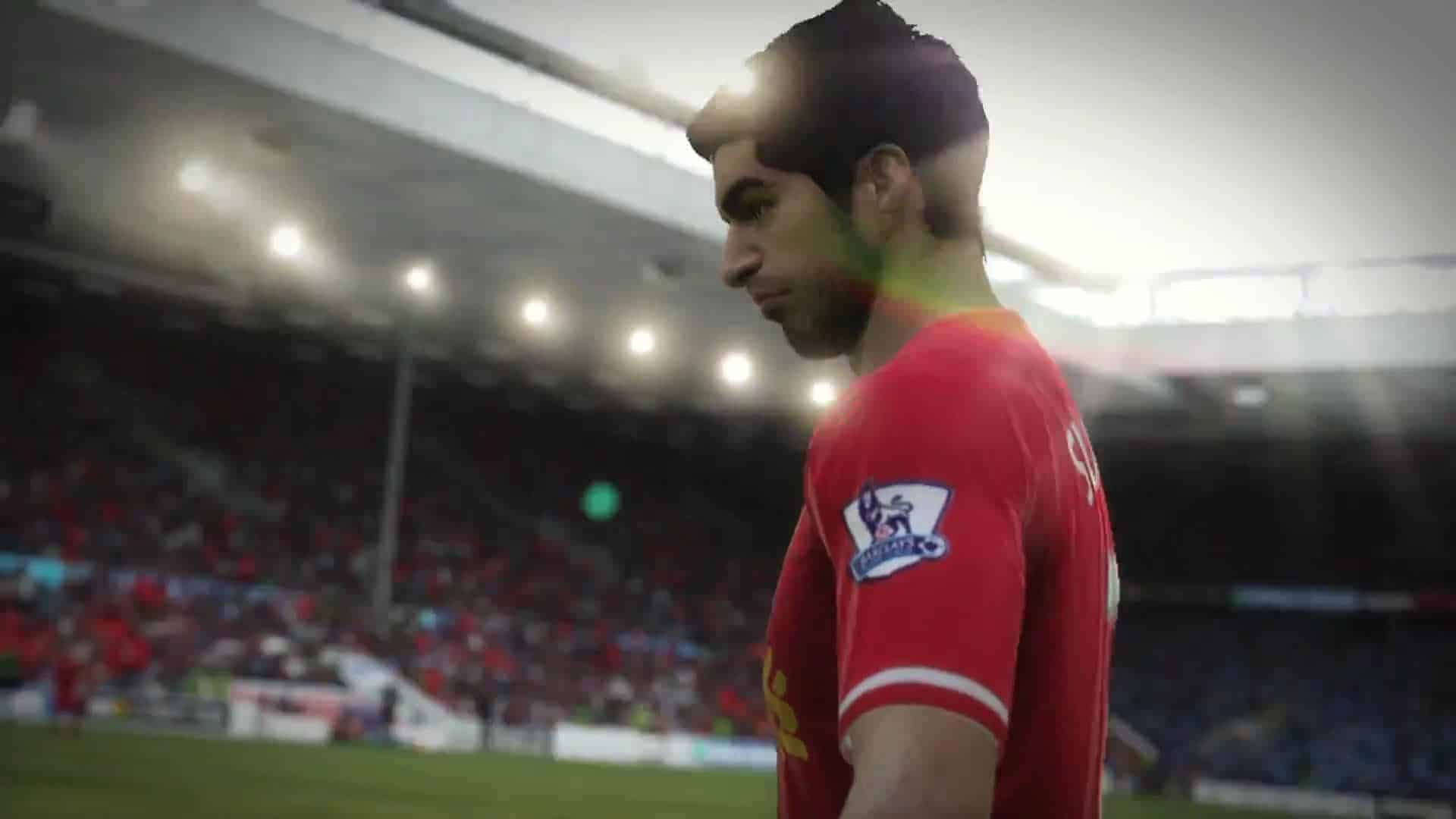 Luis Suarez Video Capture