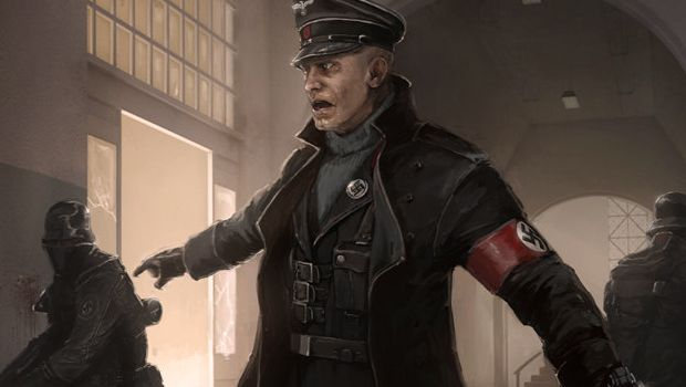 Wolfensteain The New Order in-game character