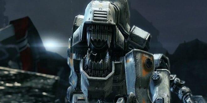 Wolfenstein Robo Dog