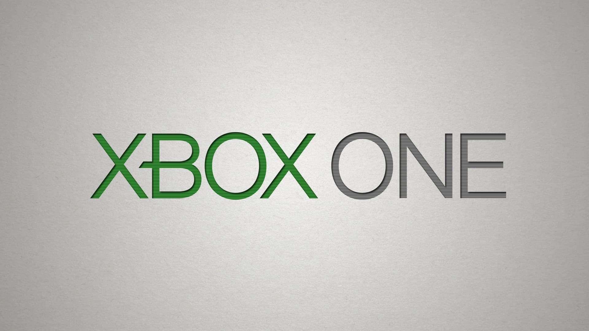 Xbox One Written Logo