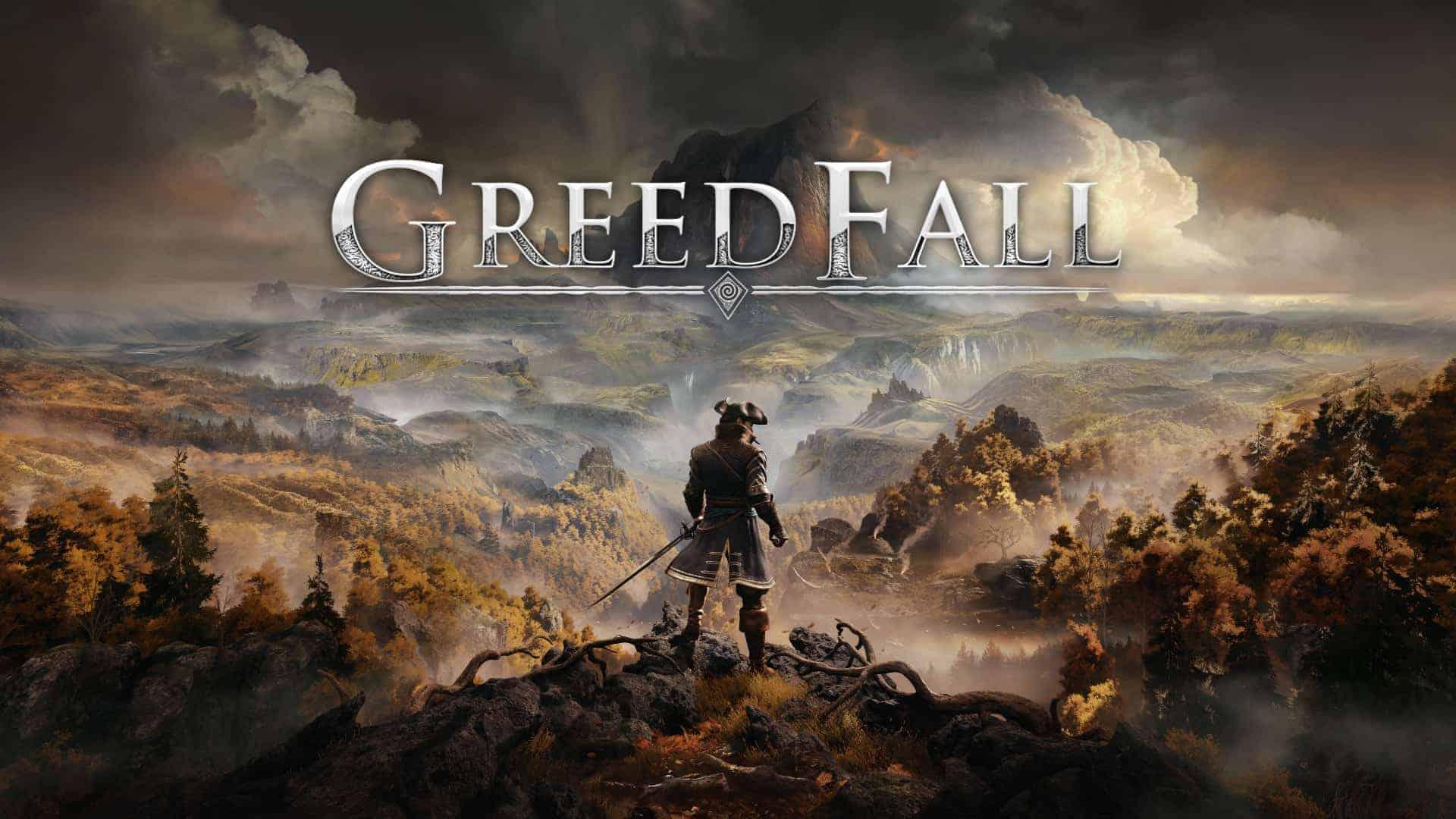 GreedFall Main Art