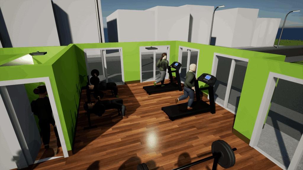 Gym Tycoon Treadmills