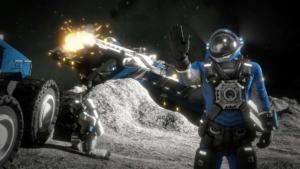 Space Engineers Background