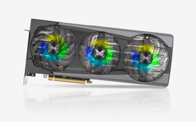Sapphire Radeon 6800 XT SE - Fan View