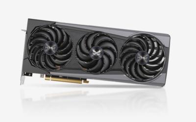 Sapphire Radeon 6800 XT - Fan View