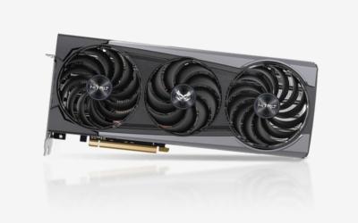 Sapphire Radeon 6800 - Fan View