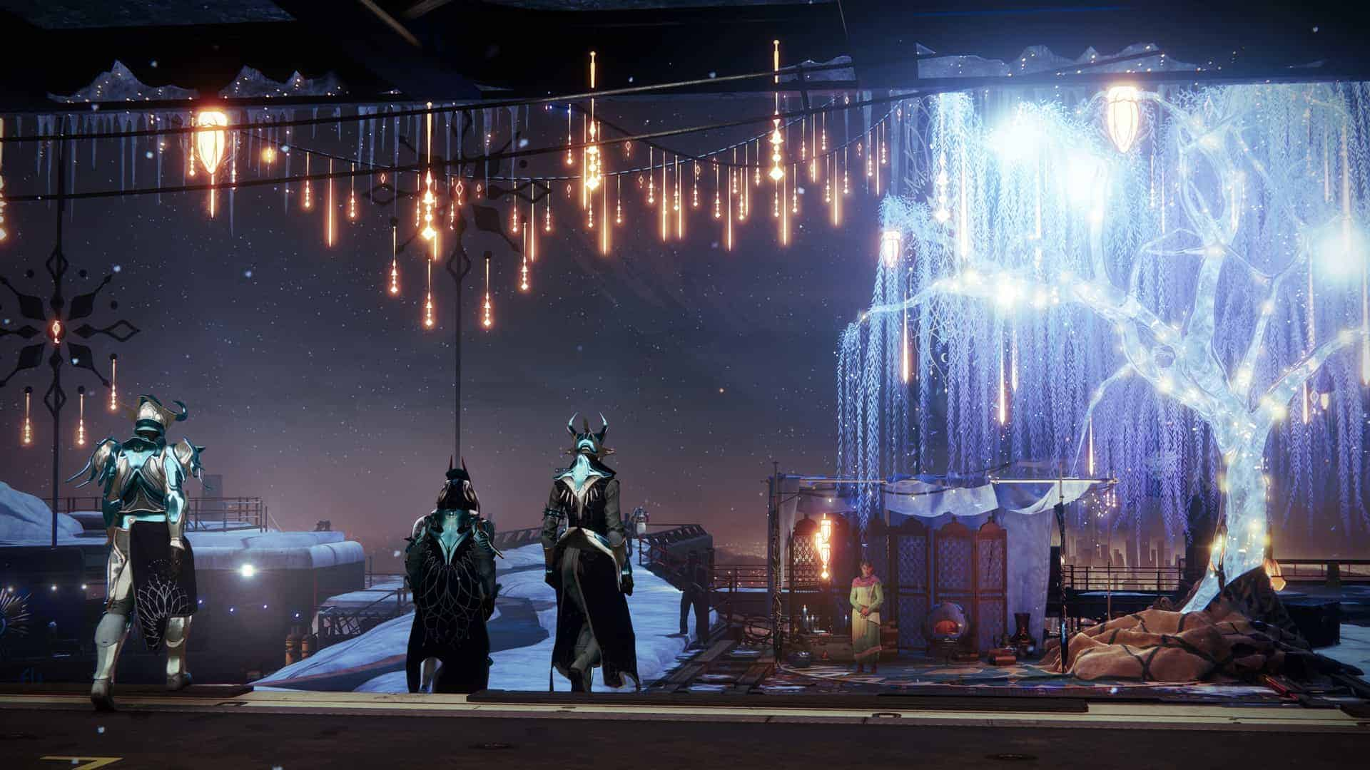 Destiny 2: Dawning Tower
