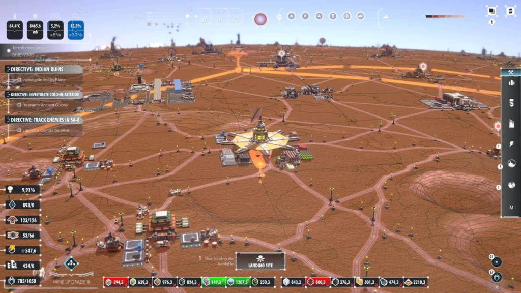 Per Aspera Gameplay Screenshot