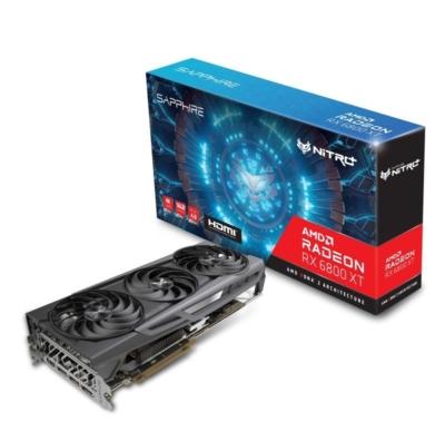 Sapphire Radeon 6800 XT - Box Promo