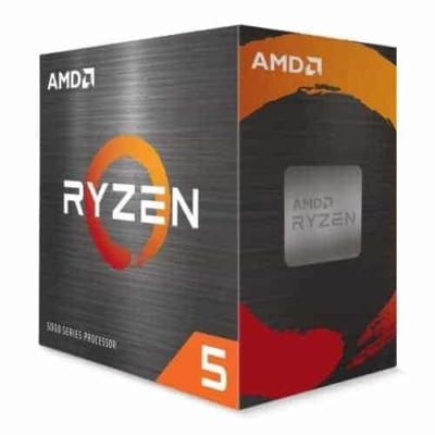 AMD Ryzen 5 5600X Processor Box View
