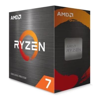 AMD Ryzen 7 5800X Processor Box View