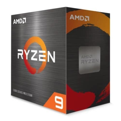 AMD Ryzen 9 5950X Box View