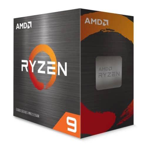 AMD Ryzen 9 5900X 3.7GHz 12 core 24 thread CPU 5