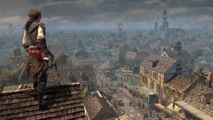 Assassin's Creed III - Liberation Screenshot