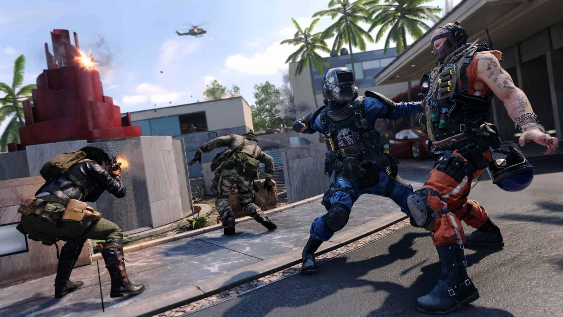 Call of Duty Black Ops Cold War Raid Map