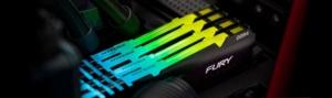 HyperX FURY RGB Memory