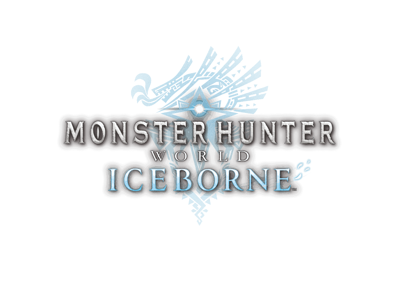 Monster Hunter Iceborne Logo
