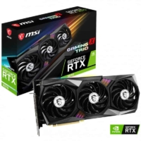 MSI GeForce RTX 3070 8GB GAMING X TRIO - Promo View