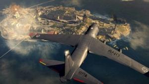 Call of Duty Warzone Rebirth Island Flyover