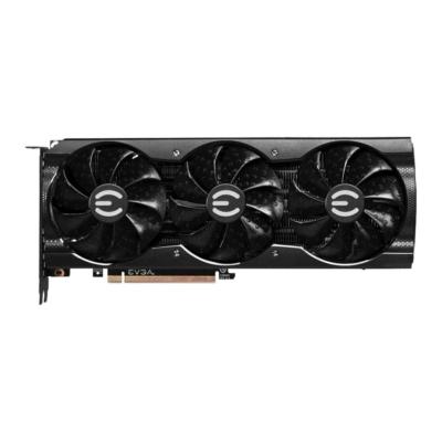 EVGA GeForce RTX 3070 XC3 ULTRA GAMING - Fan Angle