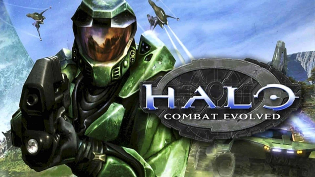 Halo - Combat Evolved Cover Art