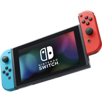Nintendo Switch Console Promo