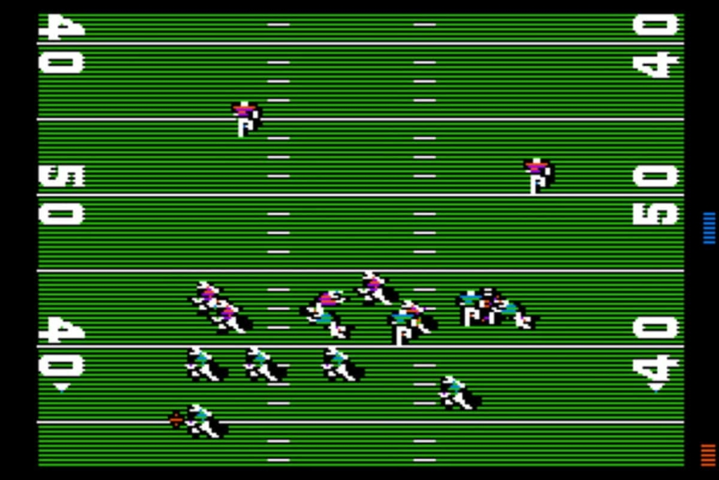 1980s John Madden Football