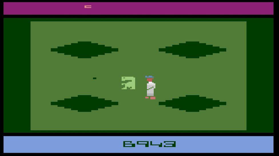 E.T Video Game