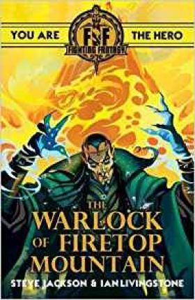 The Warlock of Firetop Mountain RPG