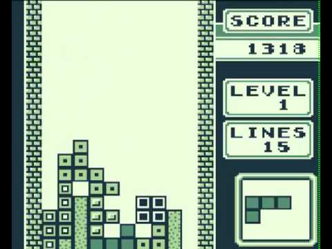 1980s Tetris