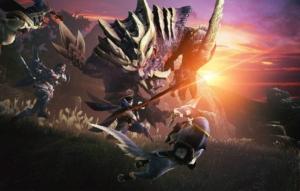 Monster Hunter Rise Demo Gameplay Art