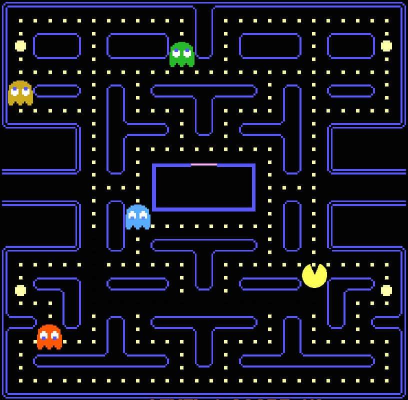 1980s Pacman