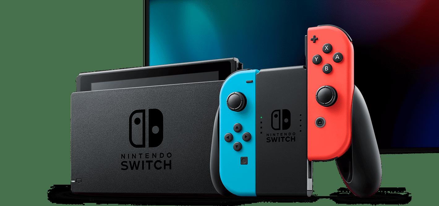 Nintendo Switch Promo Art