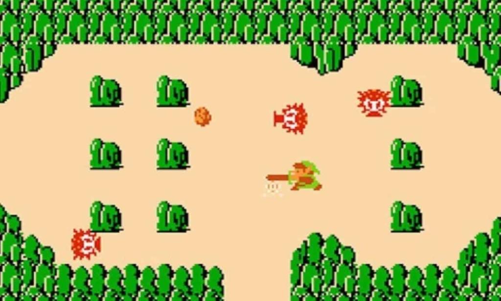 1980s Zelda
