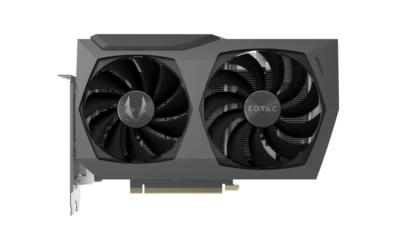 ZOTAC GAMING GeForce RTX 3070 Twin Edge OC - Fan View