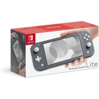 Nintendo Switch Lite Grey Box View